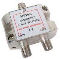 2-Way Signal Splitter